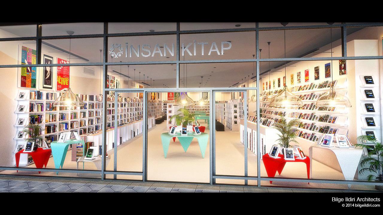Insan Kitap Bookstore 2