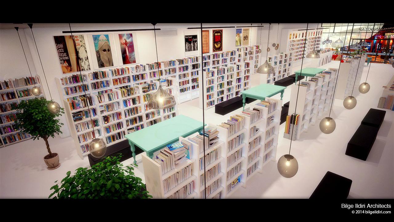 Insan Kitap Bookstore 5