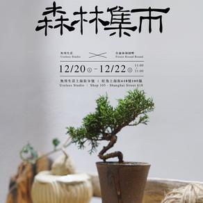 森林集市 | 植物及植木陶缽展