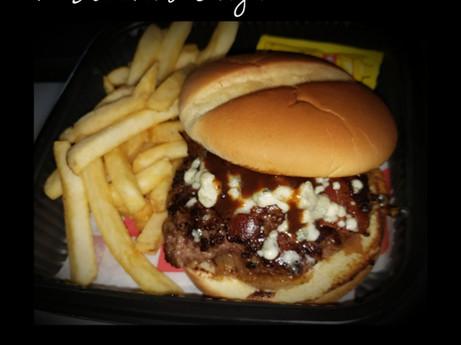 Prime Bacon Burger