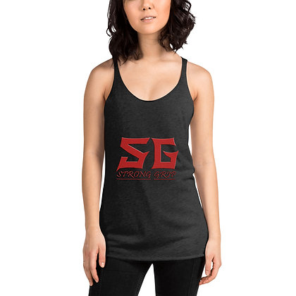 STRONG GRIP Women's Racerback Tank