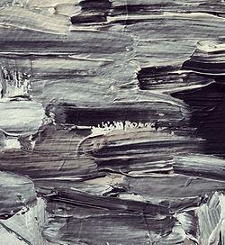 Pintura a óleo Preto