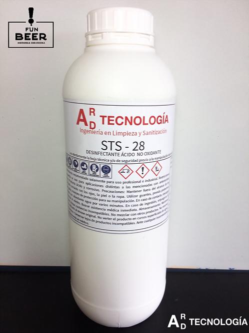 Desinfectante ácido no oxidante - 1kilo
