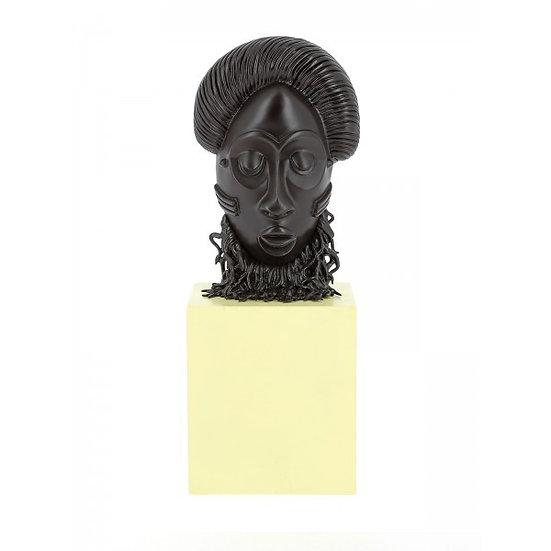 Statuette Masque Africain Le Musée Imaginaire de Tintin