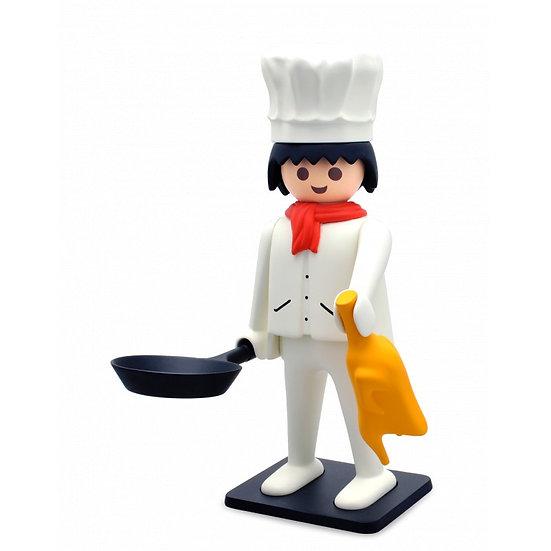 Playmobil Géant de collection : LE CUISINIER