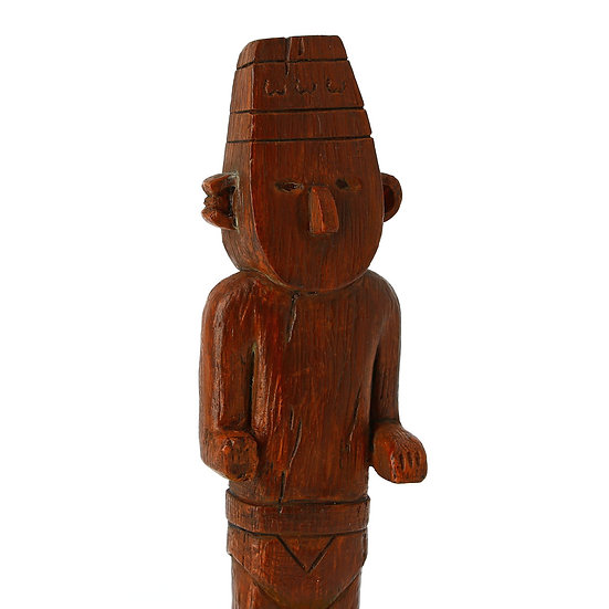 le Fétiche Arumbaya Le Musée Imaginaire de Tintin