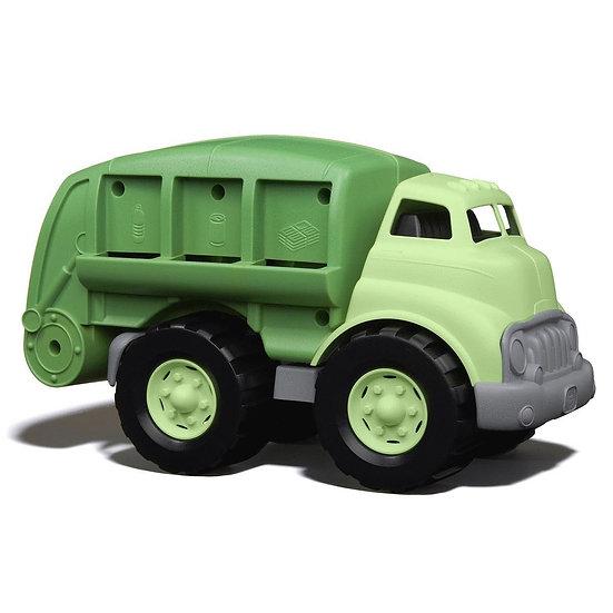 Camion poubelle de tri des déchets Véhicule Eco conçu