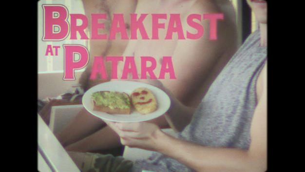 Breakfast at Patara