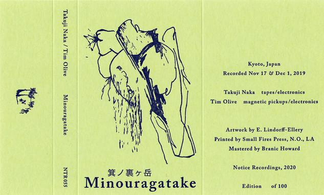 Takuji Naka/Tim Olive - Minouragatake