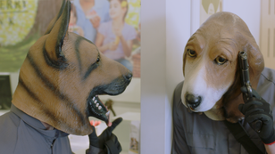 The Dog Days of a Suburban Bank Robber