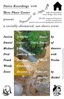 Three Phase Center show poster text edit