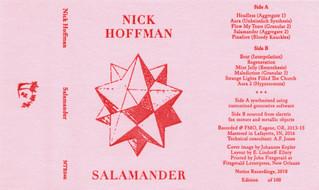 Nick Hoffman - Salamander