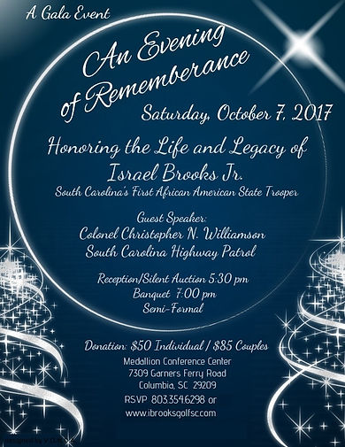 Evening of Remembrance Gala Flyer Revise
