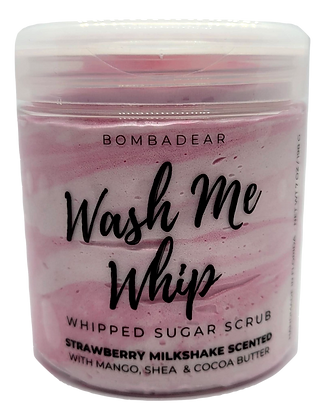 Strawberry Milkshake - Wash Me Whip