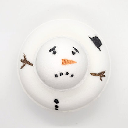 Fred the Melted Snowman - Peppermint