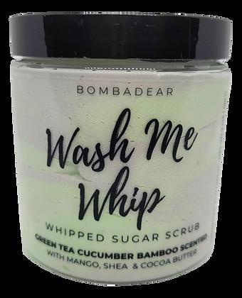 Cucumber, Bamboo & Green Tea - Wash Me Whip