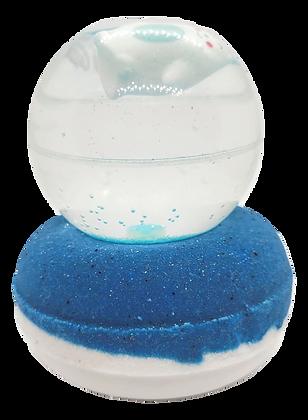 Yeti Snow Globe - Peppermint