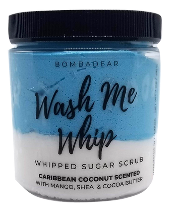 Caribbean Coconut - Wash Me Whip