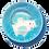 Thumbnail: Yeti Snow Globe - Peppermint