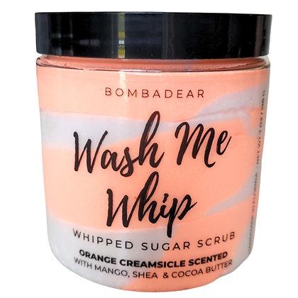 Orange Creamsicle Wash Me Whip