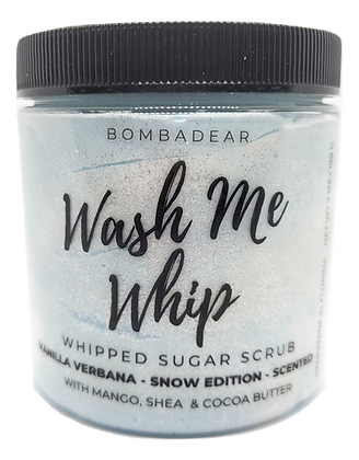 Vanilla Verbana - Snow Edition - Wash Me Whip