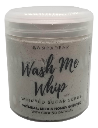 Oatmeal, Milk and Honey - Wash Me Whip