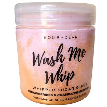 Strawberries & Champagne - Wash Me Whip