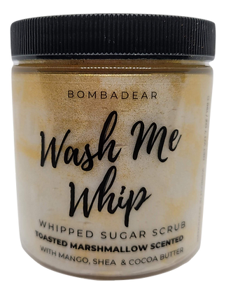 Toasted Marshmallow - Wash Me Whip
