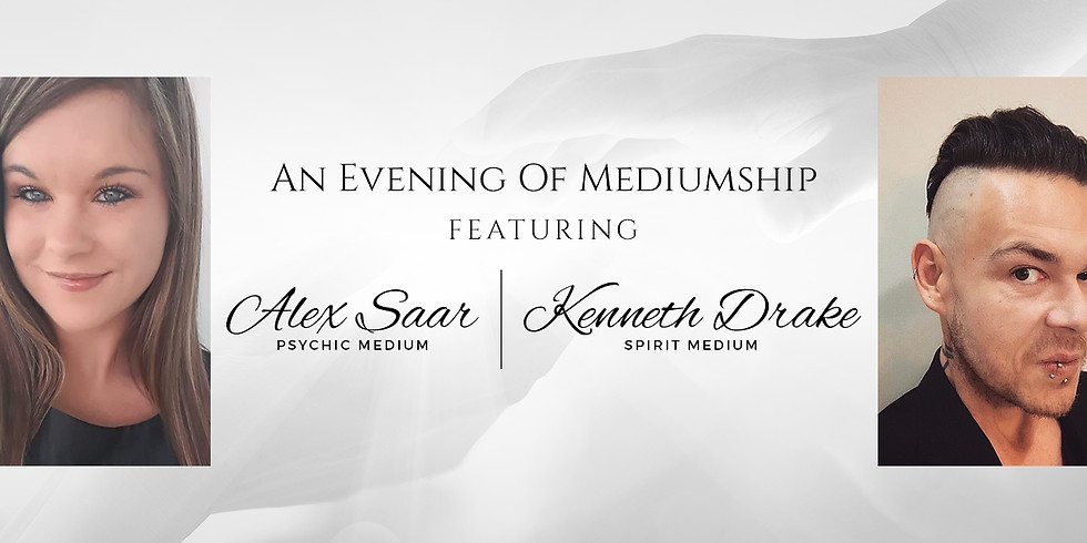 An Evening Of Mediumship Fundraiser for Bilt Inc.