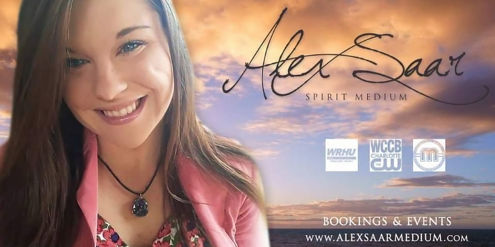 Heavanly Messages W/ Alex Saar