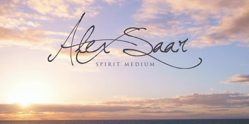 Heavenly Messages W/ Alex Saar Virtual Event