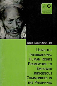 Using the International Human Rights Fra