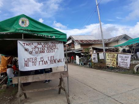 Solidarity Statement Didipio, Nueva Vizcaya, Philippines