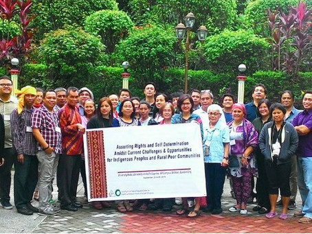 FoE Philippines hold Roundtable  Discussion Series on IP Rights, Self-Determination and Climate Just