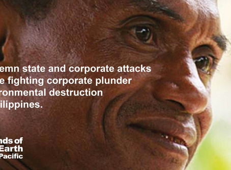 Murder of Indigenous peoples in Philippines as blatant human rights abuses continue