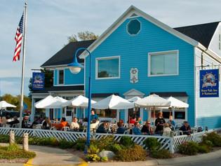Shipwrecked Named Top 9 Restaurants in Door County