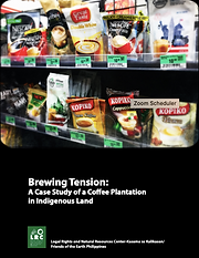Brewing Tension: A Case Study of a Coffe