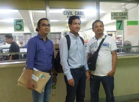 Indigenous people file case vs DENR secretary Cimatu at Quezon City RTC