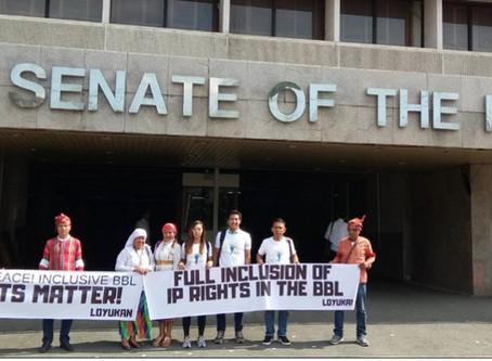 Senate urged to amend BBL, Recognize IP rights