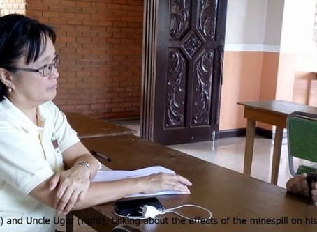 Mine-shattered Life in Marinduque