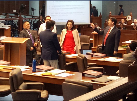 BBL IN SENATE, AMENDED TO INCLUDE IP RIGHTS
