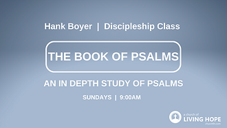 Hank Boyer - Book of Psalms.png