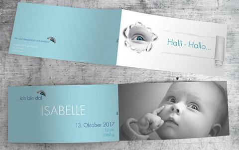 Geburtskarte_Isabelle