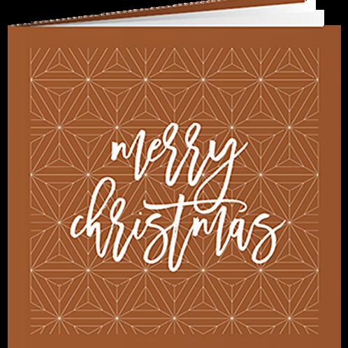 Weihnachtskarte Artikel #8885