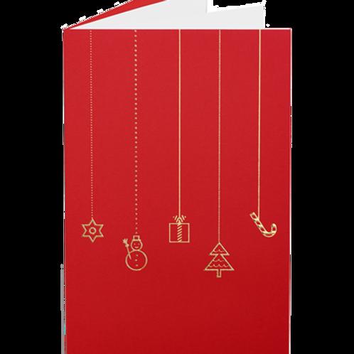 Weihnachtskarte Artikel #61