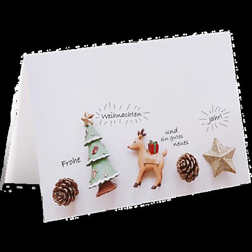 Weihnachtskarte Artikel #30