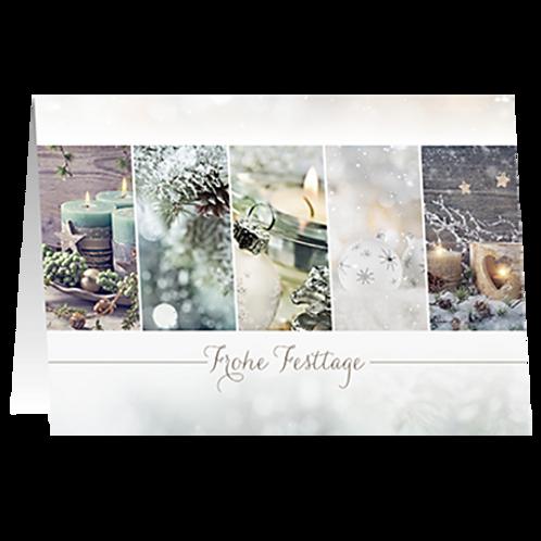 Weihnachtskarte  Artikel #8931