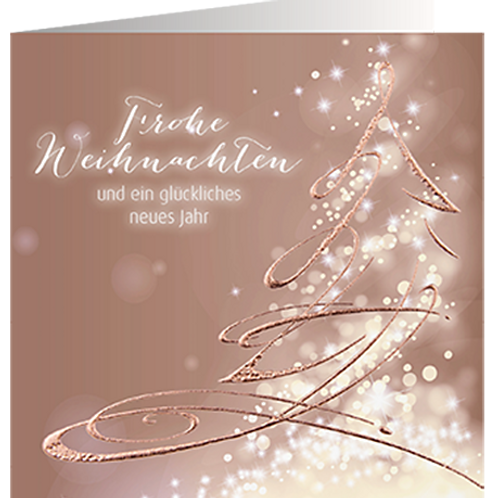 Weihnachtskarte Artikel #8916