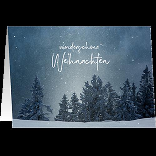 Weihnachtskarte Artikel #8166