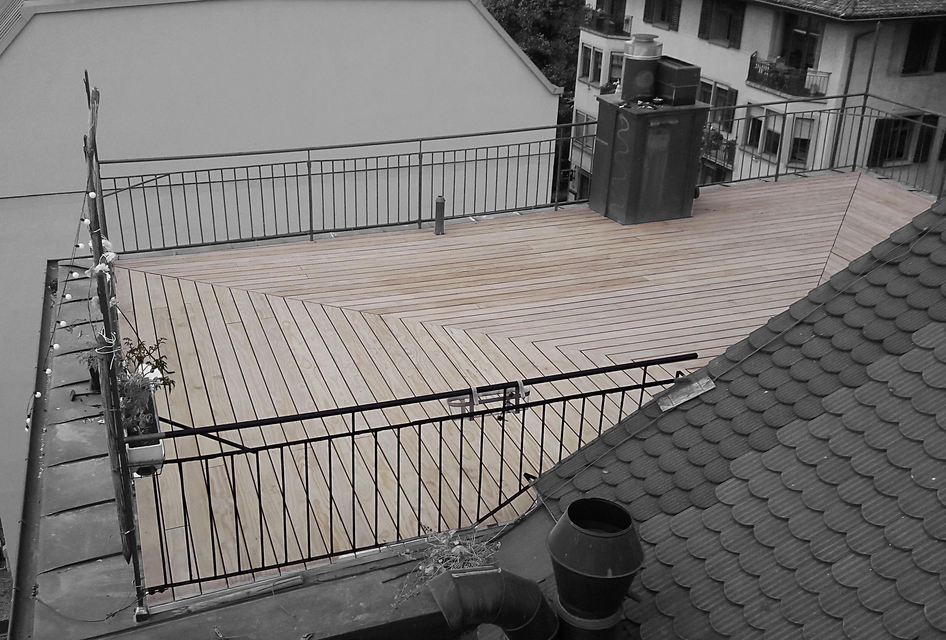 Terrassenboden